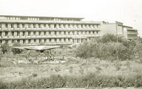 Buildings of the USSR Naftalan Resort, 1967