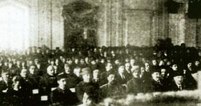 ADR Parliament, 1918