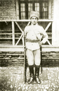 ADR army soldier