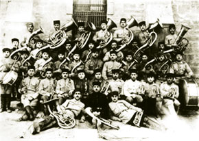 ADR army military orchestra