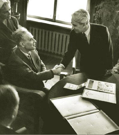 Archimedes Landau lev landau baku s nobel prize winner visions of