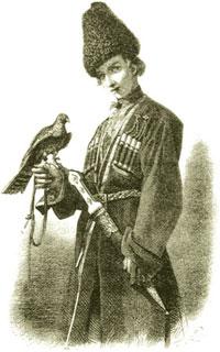 Shusha Nobleman by V.V.Vereshchagin, Shusha, 1865