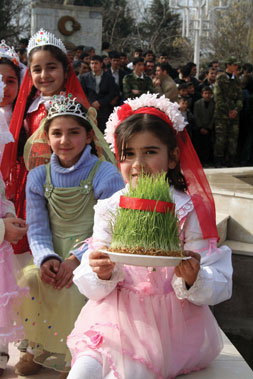 essay about novruz holiday Nowruz is the persian, or iranian, spring celebration of the new year it's the most  important festival of the year in iran, and it's a public holiday there and in.