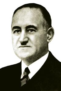 Mammad Amin Rasulzade (1884-1955) Chairman of Azerbaijan's National Council (1918)