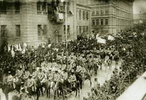 Azerbaijani Army, 1919