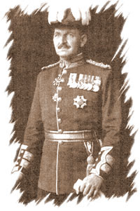Lt-General Sir William Thomson KCMG, CMG, CB, MC, Legion of Honour, Class of the White Eagle (1878 - 1963) Commander, North Persia force 1918, Commander, British troops in Trans-Caucasia 1919