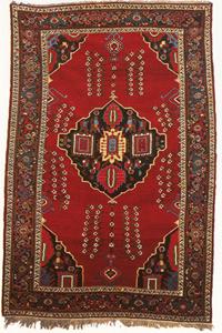 Khanlig Carpet, Shusha 19th century, Karabakh school
