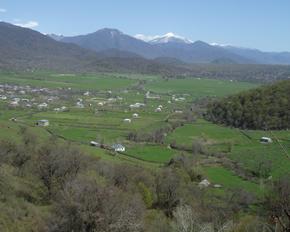 View from Vandam