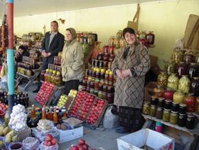 Bucket bazaar