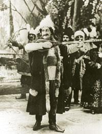 The first performer of Koroglu, Bulbul