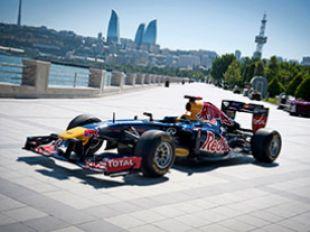 Behind the Scenes at the Baku Formula 1