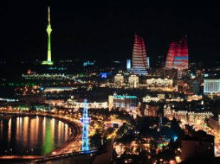 Baku Nights with Mark Elliott