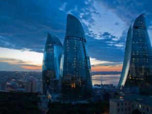 The Changing Face of Baku