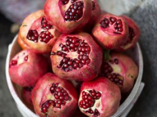 Goychay's Pomegranate Festival in a Minute