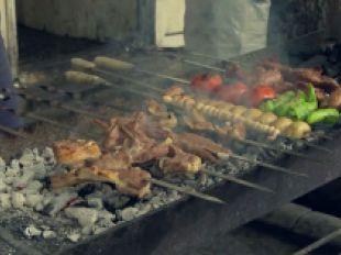 The Kebab King of Mingachevir