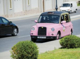 Running over Prejudices in a Pink London Cab