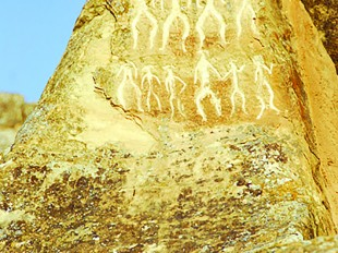 Qobustan: The Prehistory of Mankind, Incised on Stone