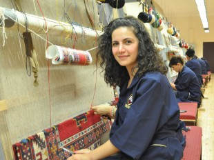 AZERKHALCHA: SUPPORTING TRADITION, SECURING A FUTURE