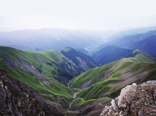 BABADAG: A PILGRIMAGE TO AZERBAIJAN'S SACRED MOUNTAIN
