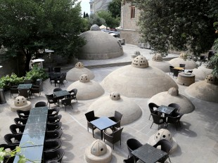 Winter Warmer: Rediscovering Baku's Hammam Culture