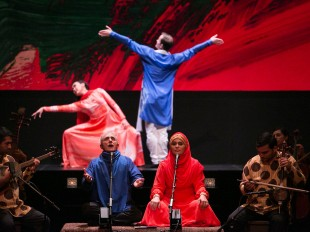 East to West: Layla and Majnun Under NYC Lights