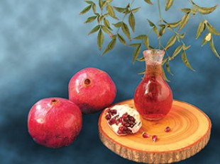 Pomegranates & Saffron- Spreading the Culinary Word