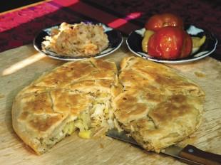 Qusar's Lezgin Cuisine