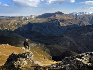 Issa Smatti: Trekking and More in the Azerbaijani Regions