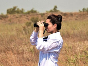 Azerbaijani Wildlife Conservation: A Day in the Life of Sevinj Sarukhanova