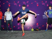 Baku 2015 European Games Less Than 100 Days to Go