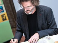 We Want More Mo! Best-selling Children's Author Mo Willems Visits Azerbaijan