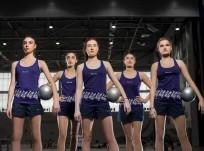 Raising the Bar for Azerbaijan's Rhythmic Gymnasts