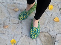 Socks and Soumaks: Lezgin Knitting Traditions