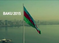 Lighting Up a Landmark – Baku 2015