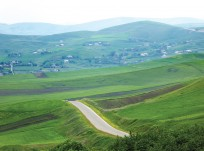Five New Routes into the Talysh Mountains