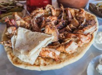 Dining with the Kings: Sampling the Turkey Kebabs of Qabala