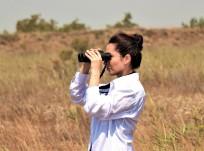 Azerbaijani Wildlife Conservation: A Day in the Life of Sevinj Sarukhanova
