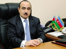 ASSISTANT TO THE PRESIDENT ON PUBLIC-POLITICAL ISSUES ALI HASANOV SPEAKS TO VISIONS