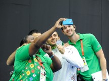 COLOUR AND EMOTION: SCENES FROM THE 4TH ISLAMIC SOLIDARITY GAMES