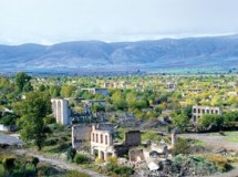 AGHDAM IS KARABAKH'S HEART