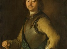Peter the Great and Baku Oil