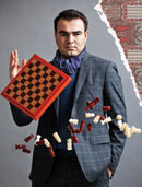 Black and White – the World of Shakhriyar Mamedyarov