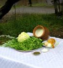 Dovgha – Yoghurt and Herb Soup
