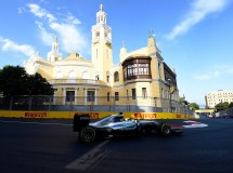 What to See and Do During the Azerbaijan Grand Prix