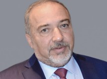 Discussing Azerbaijani-Israeli Relations with Avigdor Lieberman