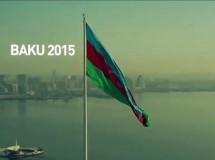 Lighting Up a Landmark – Baku 2015