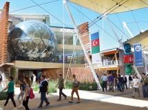 The Pearl of Azerbaijan at Expo Milano 2015