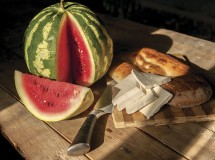 Watermelon, Cheese and Tandir: An Unlikely Summer Trio