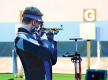 Shooting for Gold in Qabala