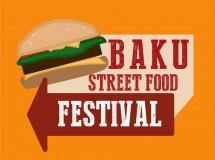 Baku Sweet November Street Food Festival